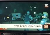 اعلام حالت فوقالعاده در شهر اشغالی «اللد»/ به آتش کشیده شدن چند مرکز پلیس در شهرهای اشغالی «ام الفحم» و «رهط»