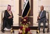 محور مهم رایزنیهای «بن سلمان» در سفرش به بغداد