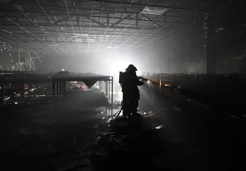 آتشسوزی در یک مرکز ترک اعتیاد اطراف مشهد 3کشته و 24مجروح برجا گذاشت