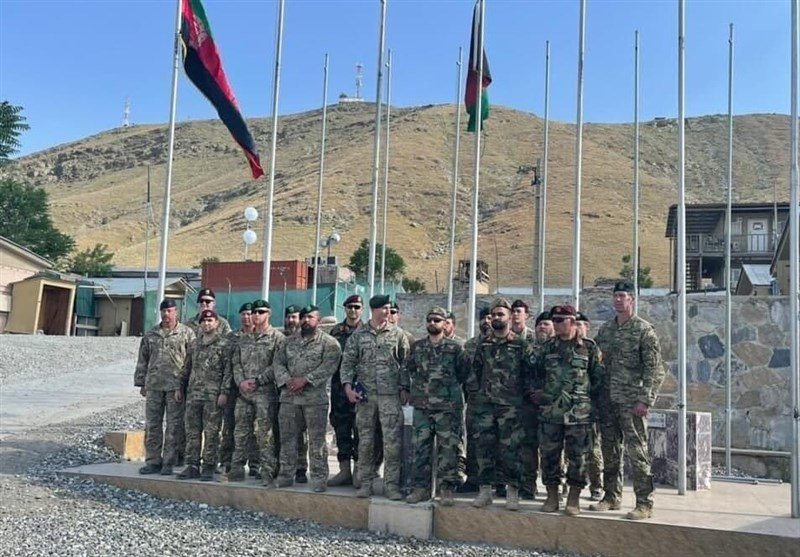 آمریکا کمپ «مورهد» را به نیروهای ویژه افغانستان واگذار کرد