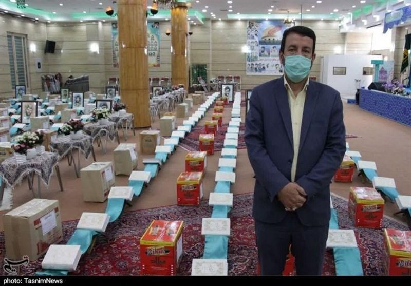 خیران خمینیشهر اصفهان 5میلیارد ریال به نیازمندان کمک کردند + تصاویر