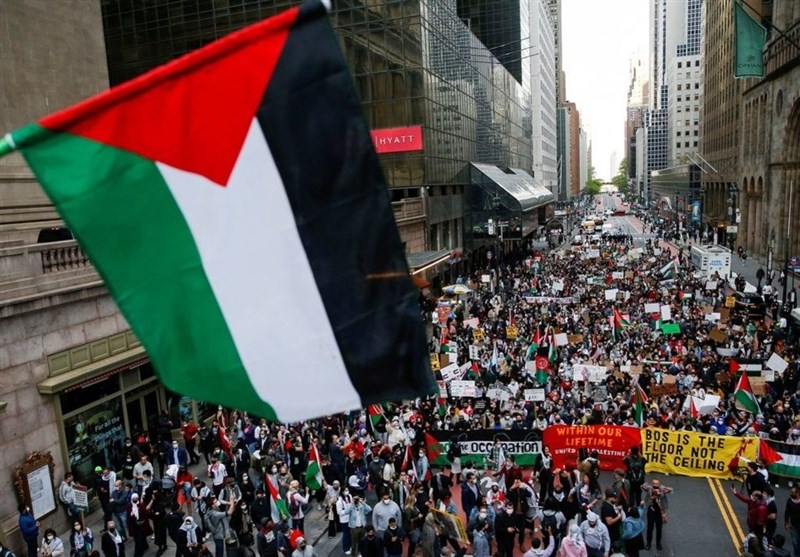 Fights Break Out between Pro-Palestine,Pro-Israel Protesters in NYC (+Video)