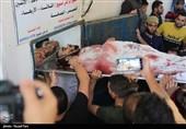 شلیک 100 موشک دیگر به سمت مناطق صهیونیستنشین/ یک شهید و چندین زخمی در تجاوز رژیم اسرائیل به غزه