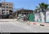 """شهید فی قصف """"إسرائیلی"""" بمنطقة الفخاری شرق خانیونس"""