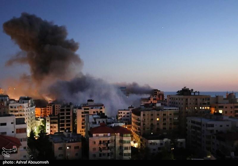 Gaza Death Toll Rises to 69 As Israeli Air Raids Continue