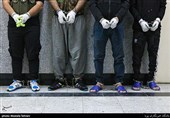 انهدام باند 7 نفره سارقان مسلح نقابدار در تهران