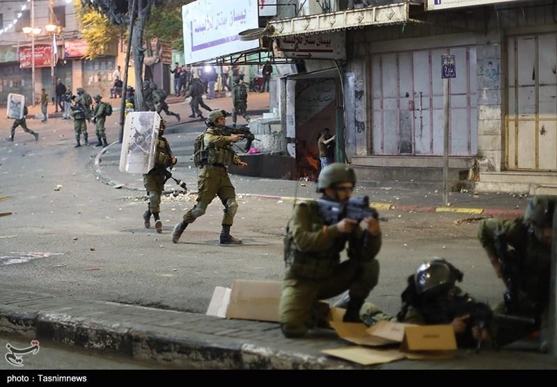 استشهاد شاب برصاص قوات الکیان الصهیونی وسط الضفة المحتلة