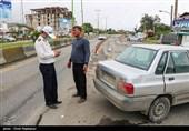 4732 خودرو در قالب طرح محدودیت ترافیکی در استان مرکزی جریمه شدند