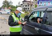 جریمه 371 هزار وسیلهنقلیه در محدودیتهای تردد ایام عید فطر