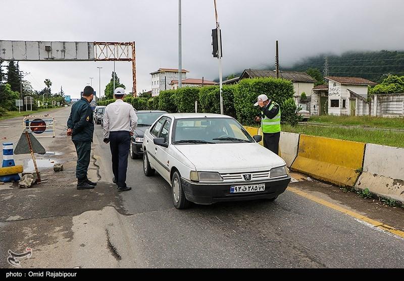 روزانه 500 خودرو متخلف محدودیتهای کرونایی در استان فارس جریمه میشوند
