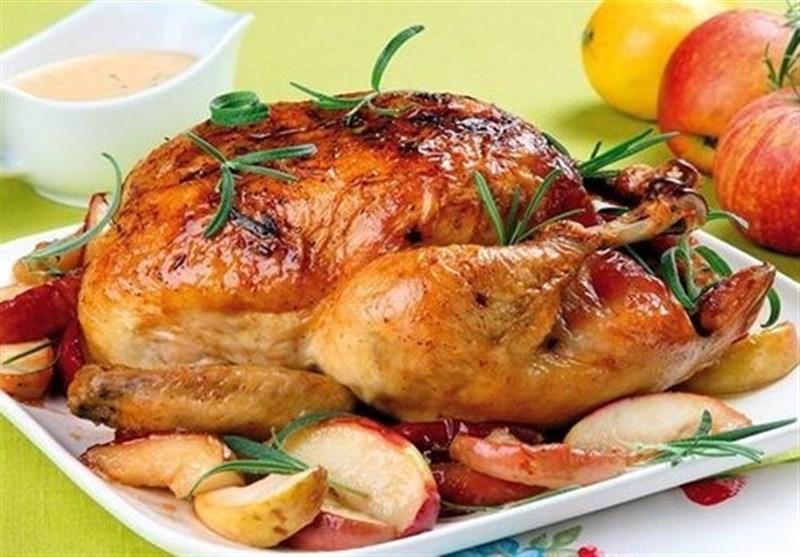بهترین غذاهایی که با مرغ تهیه می شوند!