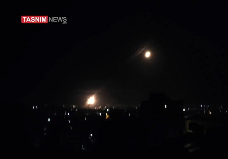 Palestinian Resistance Groups Retaliate Israeli Airstrikes with Rocket Fire (+Video)