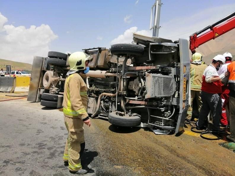 آتشنشانی , سازمان آتشنشانی تهران , حوادث , اورژانس , پلیس راهور | پلیس راهنمایی و رانندگی ,
