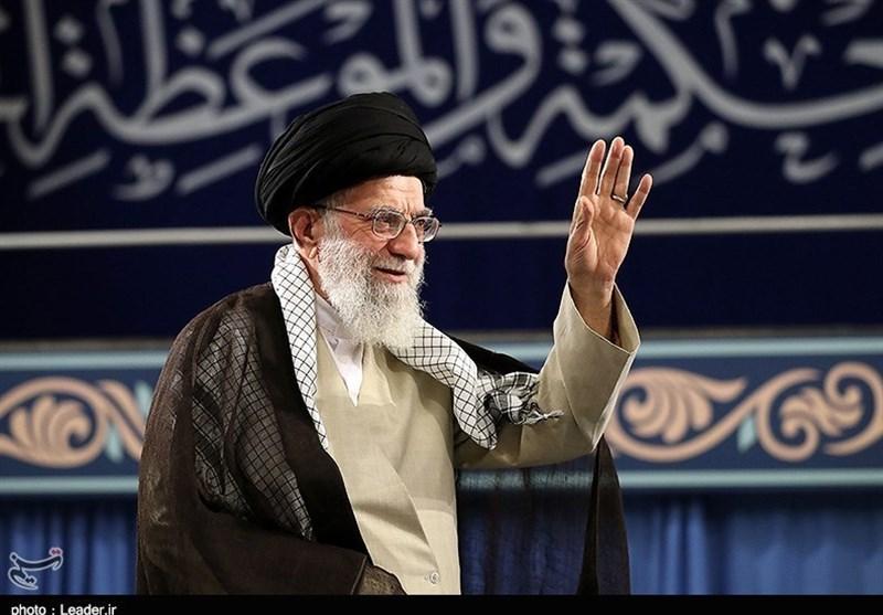 Leader Hails Iranian Naval Flotilla for Accomplishing Overseas Mission