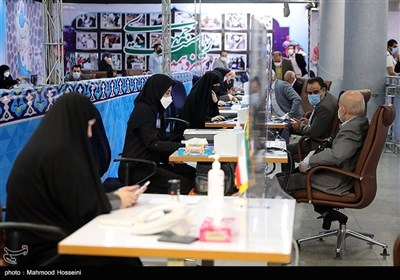 سومین روز ثبتنام ریاست جمهوری| مطهری و صادقی از جبهه اصلاحات آمدند/ مهمانپرست ثبتنام کرد