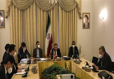 نشست سهجانبه مذاکرهکنندگان ارشد ایران، روسیه و چین در وین