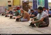 اعتکاف زندانیان قم در روزهای آخر ماه رمضان از قاب دوربین