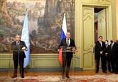 تأکید لاوروف بر لزوم تشکیل فوری نشست وزیران گروه چهارجانبه