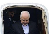 آغاز تور اروپایی وزیر خارجه/ ظریف وارد مادرید شد