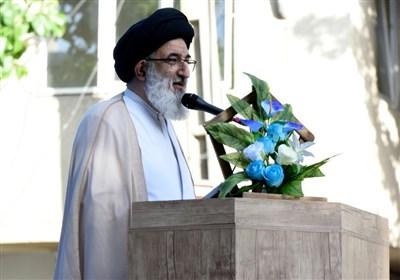 امام جمعه کرج: به همه توصیه میکنیم شرکت در انتخابات فراموش نشود / بوقهای ناامیدی استکبار به صدادرآمده است