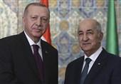 گفتوگوی تلفنی اردوغان با همتای الجزایری و نخست وزیر پاکستان درباره فلسطین