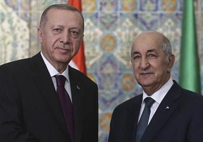 رئیس جمهور الجزایر توافقنامه ناوبری دریایی با ترکیه را امضا کرد