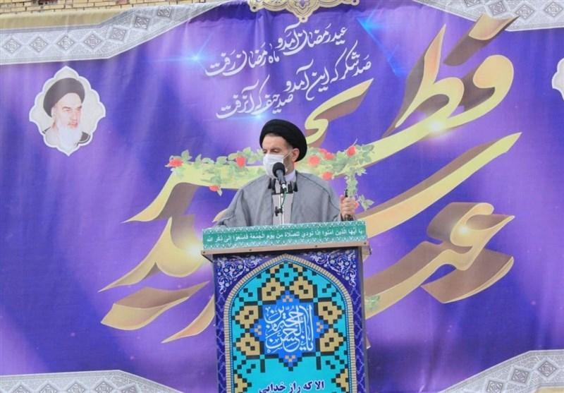 امام جمعه خرمآباد: امروز دشمن به دنبال رقابت کینهتوزانه در انتخابات کشور است