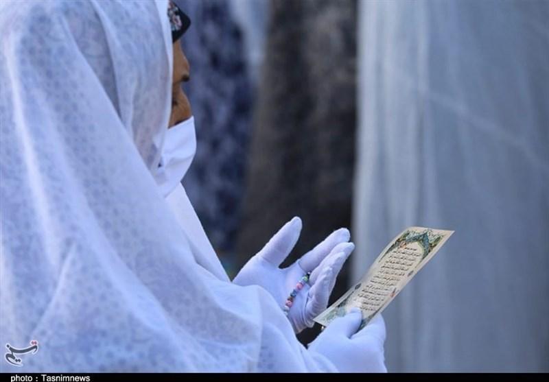 اقامه نماز عید فطر در یاسوج به روایت تصویر