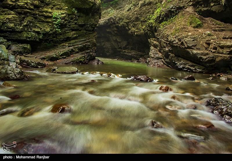 آبشار ویسادار - گیلان