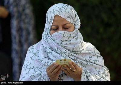 اقامه نماز عید سعید فطر در مشهد