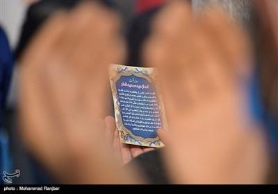 اقامه نماز عید سعید فطر در رشت