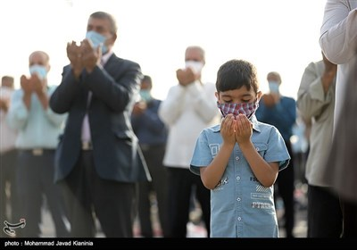 اقامه نماز عید سعید فطر در کرمان