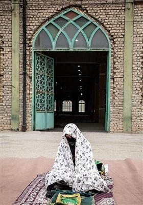 اقامه نماز عید سعید فطر در خرم آباد