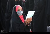 روایت تصویری تسنیم از اقامه نماز عیدفطر در شهرستانهای اصفهان