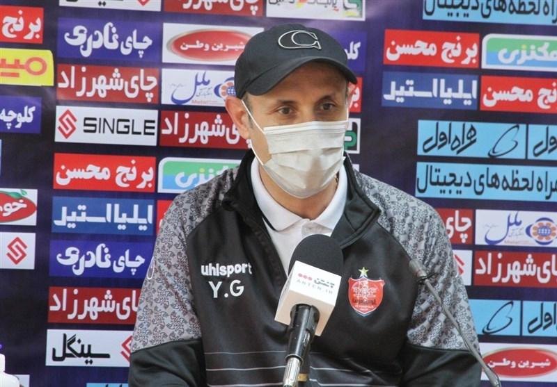 گلمحمدی: اولین خواستهمان پیروزی در دربی است/ انتظار عدالت و برابری داشتیم/ وضعیت مصدومان ما مشخص نیست