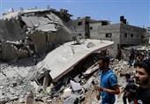 Smoke Rises across Gaza As Israel Continues Air Strikes (+Video)
