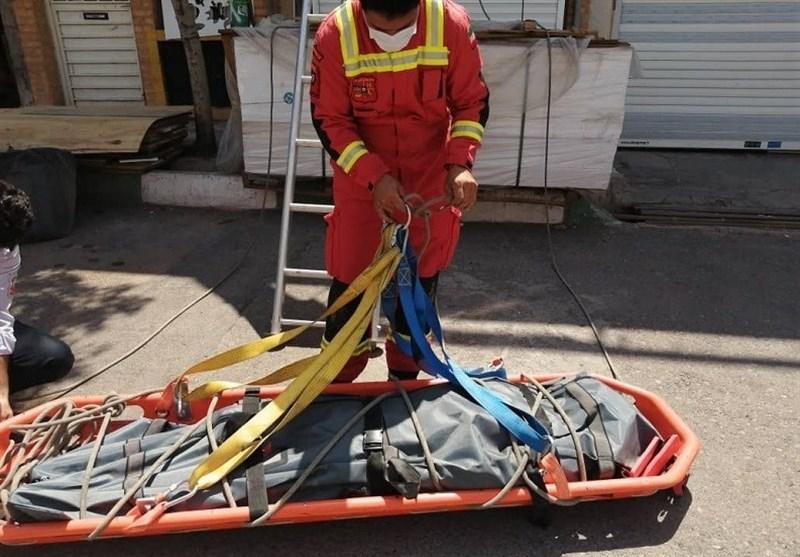 برقگرفتگی مرگبار مرد میانسال حین راهاندازی کولر + تصاویر