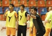 باغبانباشی: هدف سپاهان حضور در رده اول تا سوم لیگ برتر فوتسال است