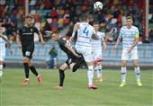 جام حذفی اوکراین| زوریا در حضور صیادمنش و زاهدی از قهرمانی بازماند