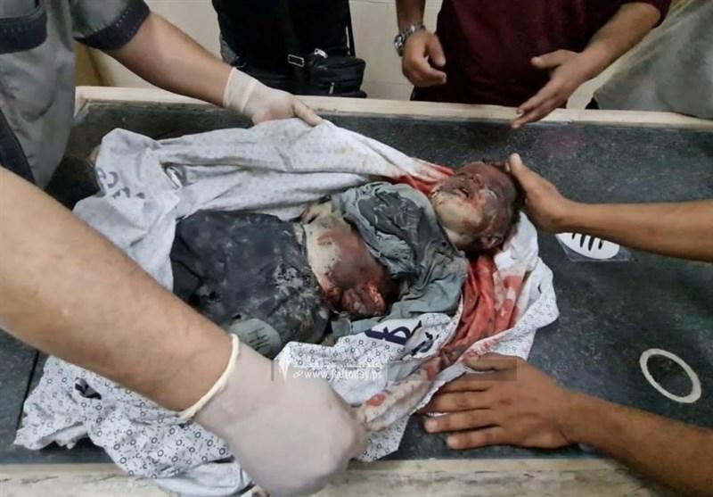 الاحتلال الصهیونی یرتکب مجزرة فی رفح