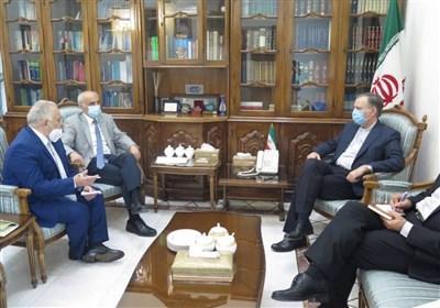 دیدار سفیر ارمنستان با معاون ظریف درباره تنش اخیر مرزی ایروان-باکو