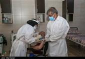 واکسیناسیون پرسنل و افراد مقیم در مراکز توانبخشی-اهواز