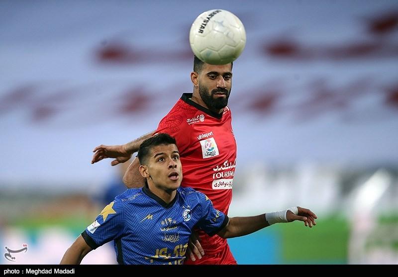 کنعانیزادگان: قایدی توپ را گم کرد، آن صحنه پنالتی نبود/ هیچ بازیکنی با شرایط من حاضر نمیشد بازی کند