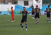 لیگ برتر فوتبال| جدایی نساجی از قعر جدول با شکست فولاد/ ثبت چهارمین باخت شاگردان نکونام در قائمشهر