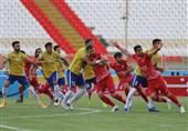لیگ برتر فوتبال| تراکتور برد را با تساوی عوض کرد