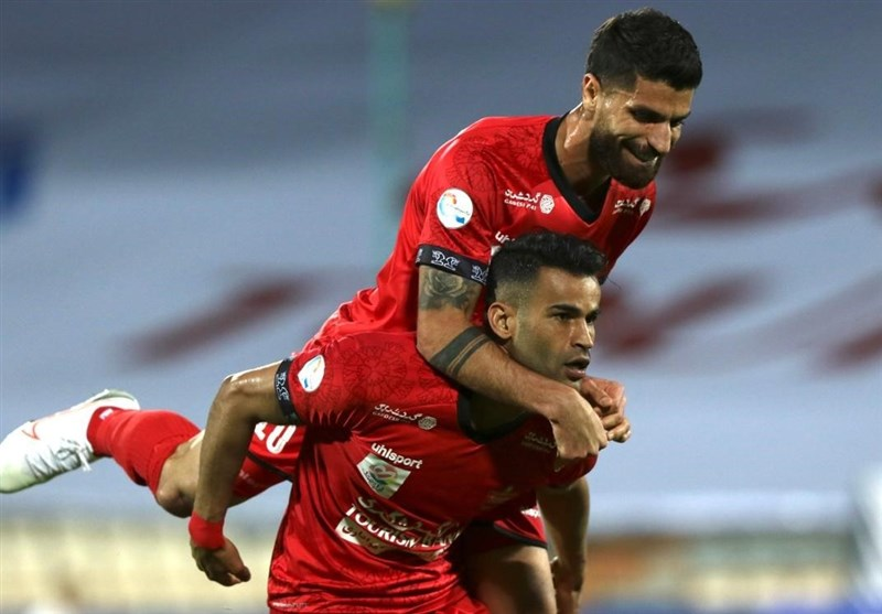 IPL: Persepolis Beats Esteghlal in Tehran Derby