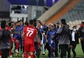 غلامپور: چشمهای عقابی کمک داور درگیری را دید، پنالتی استقلال را ندید/ فکر کردم بازیکن پرسپولیس به مجیدی حمله کرد