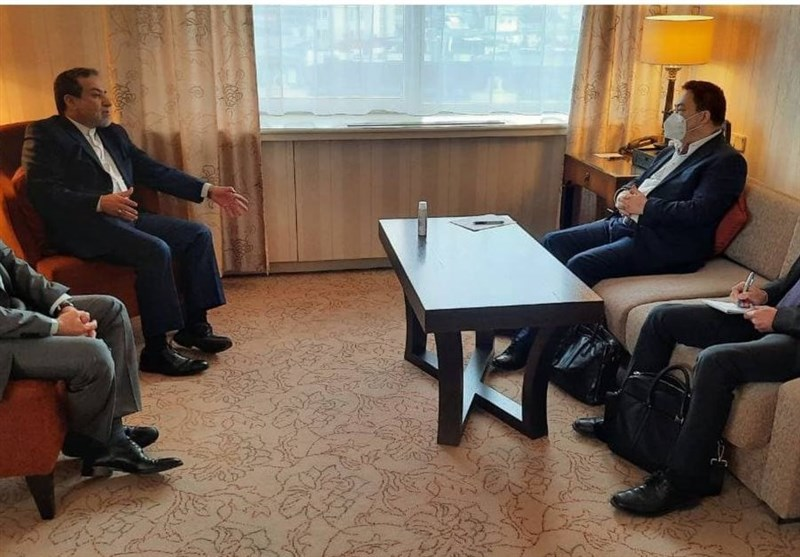 رئیس الوفد الصینی یلتقی عراقجی فی فیینا