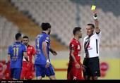 میرزابیگی: فدراسیون فوتبال به مسئله اعتراض بازیکنان به داوران ورود کند/ سرمربیان روی اعصاب داوران هستند