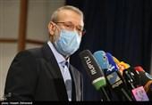 لاریجانی: لدى إیران إمکانات قد تغیر وجه الکیان الصهیونی بالکامل